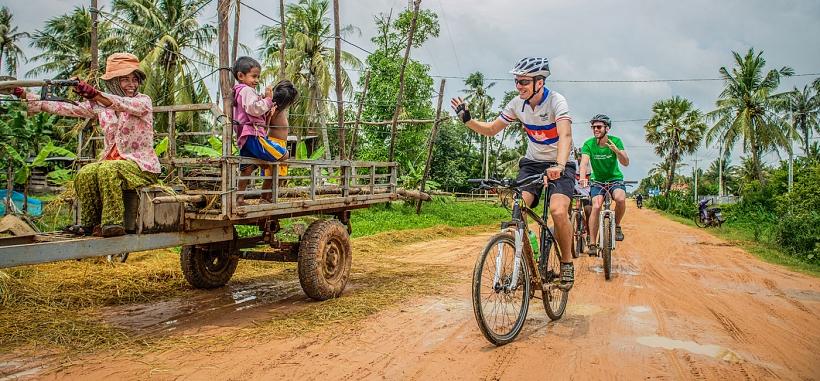 13 Days-Cambodia Round Trip