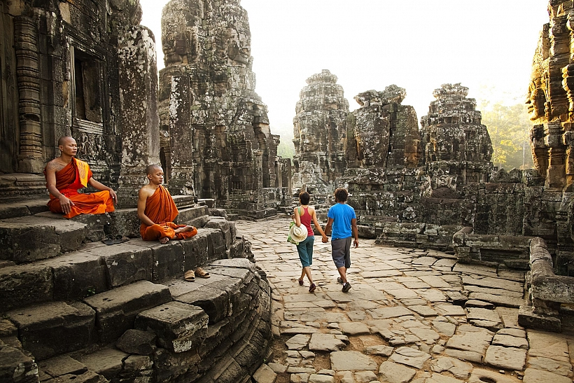 4 days Angkor Insights