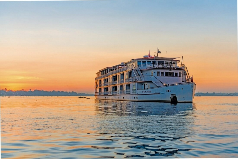 5 days Siem Riep - Phnom Penh on RV Jahan Cruise