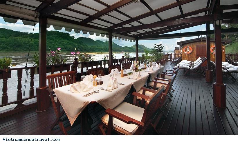 8 days Chiang Rai - Luang Prabang on Mekong Sun