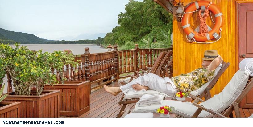 8 days Chiang Rai - Luang Prabang