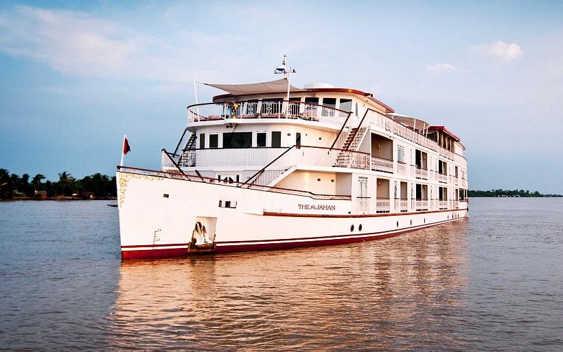 Siem Riep - Phnom Penh - Jahan Cruise