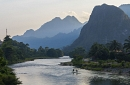 From Vietnam to Laos