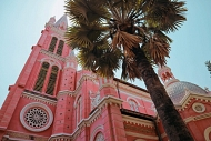 Colonial Cathedrals Add To Vietnam's Cultural Heritage