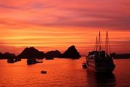 Ha Long Bay A Top 10 Asian Tourist Attraction: Hong Kong Newspaper