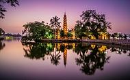 Tran Quoc Pagoda Among World's Ten Most Incredible Pagodas