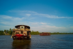 Deep in Mekong Delta with Bassac Cruise