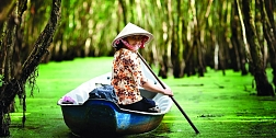Meet the local at Mekong Delta
