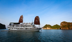 Dream Journey to Halong on V'spirit Cruise