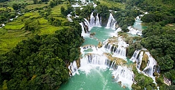 Ba Be Lake - Ban Gioc Waterfall 3 days tour