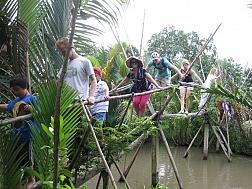 Mekong Delta: Ben Tre - Ham Luong 1 Day