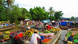 Cai Be Floating Market 1 Day