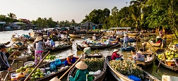 My Tho - Ben Tre - Can Tho Tour