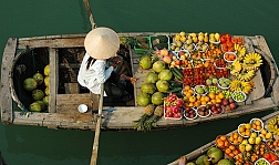 Mekong Delta: My Tho - Ben Tre