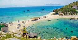 South Vietnam Beach Holiday