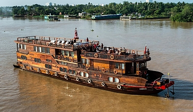 Can Tho - Cai Be on Mekong Eyes Cruise