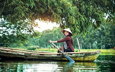 A Glimpse of Mekong Delta
