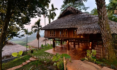 A walk into Pu Luong Nature Reserve
