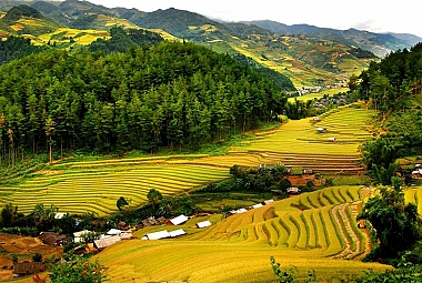 Explore the beauty of Mai Chau and Pu Luong