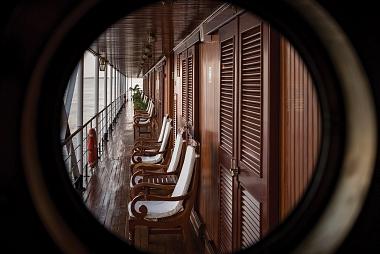 5 days Sai Gon - Phnom Penh on Pandaw Cruise