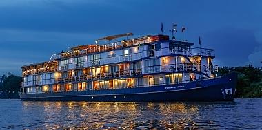 5 days Siem Riem - Phnom Penh on Jayavarman Cruise