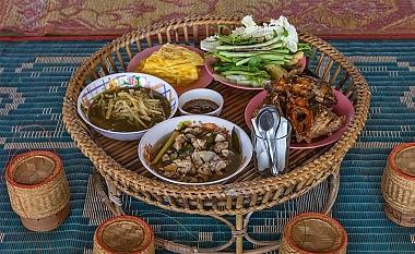6 days - Laos Cuisine