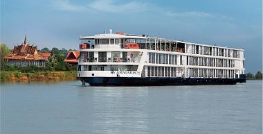 8 days Sai Gon - Siem Riep on RV Amadara Cruise