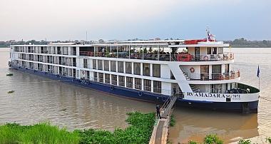 8 days Siem Riep - Saigon on RV Amadara Cruise