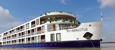 8 days Siem Riep - Saigon on RV AmaLotus Cruise