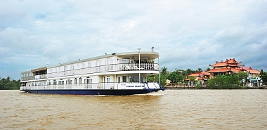 8 Days - The Ultimate Mekong Discovery (Downstream)