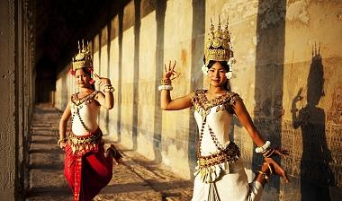 Cambodia Vietnam Cruise Tour
