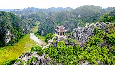 Trang An – Mua Cave – Tuyet Tinh Coc – Cuc Phuong National Park