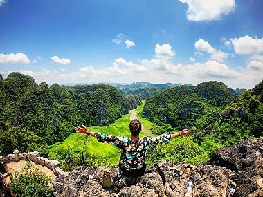 Trang An – Mua Cave – Tuyet Tinh Coc