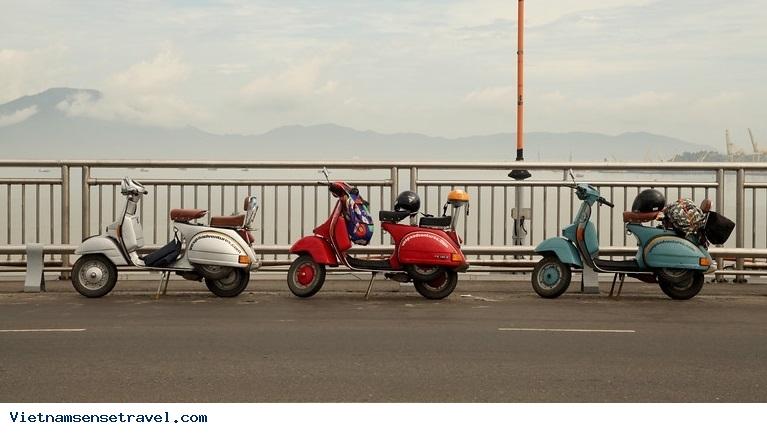 Asia Vietnam Tours Hoi An Tours Vespa