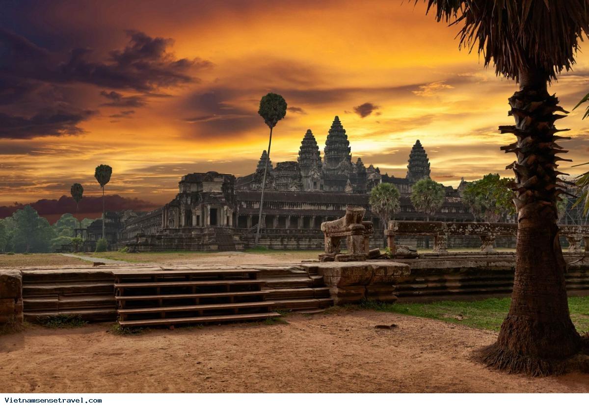 Angkor Experience, Angkor wat, angkor thom, cambodia tours, indochina tours