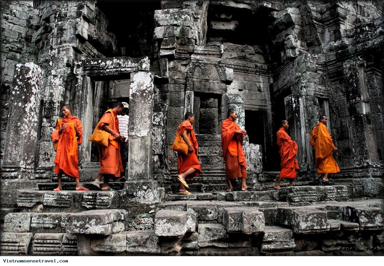 Cambodia, Siem Reap, Angkor wat, indochina tours