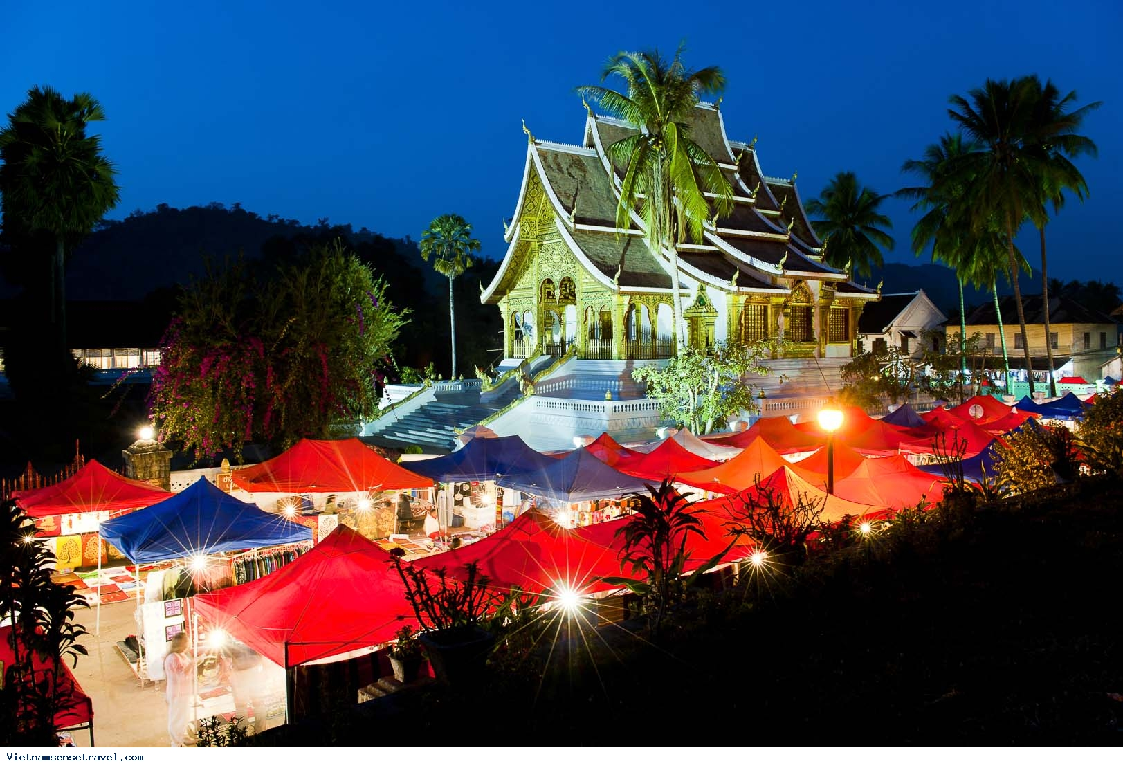 3 days in Luang Prabang, Laos tours, Indochina tours
