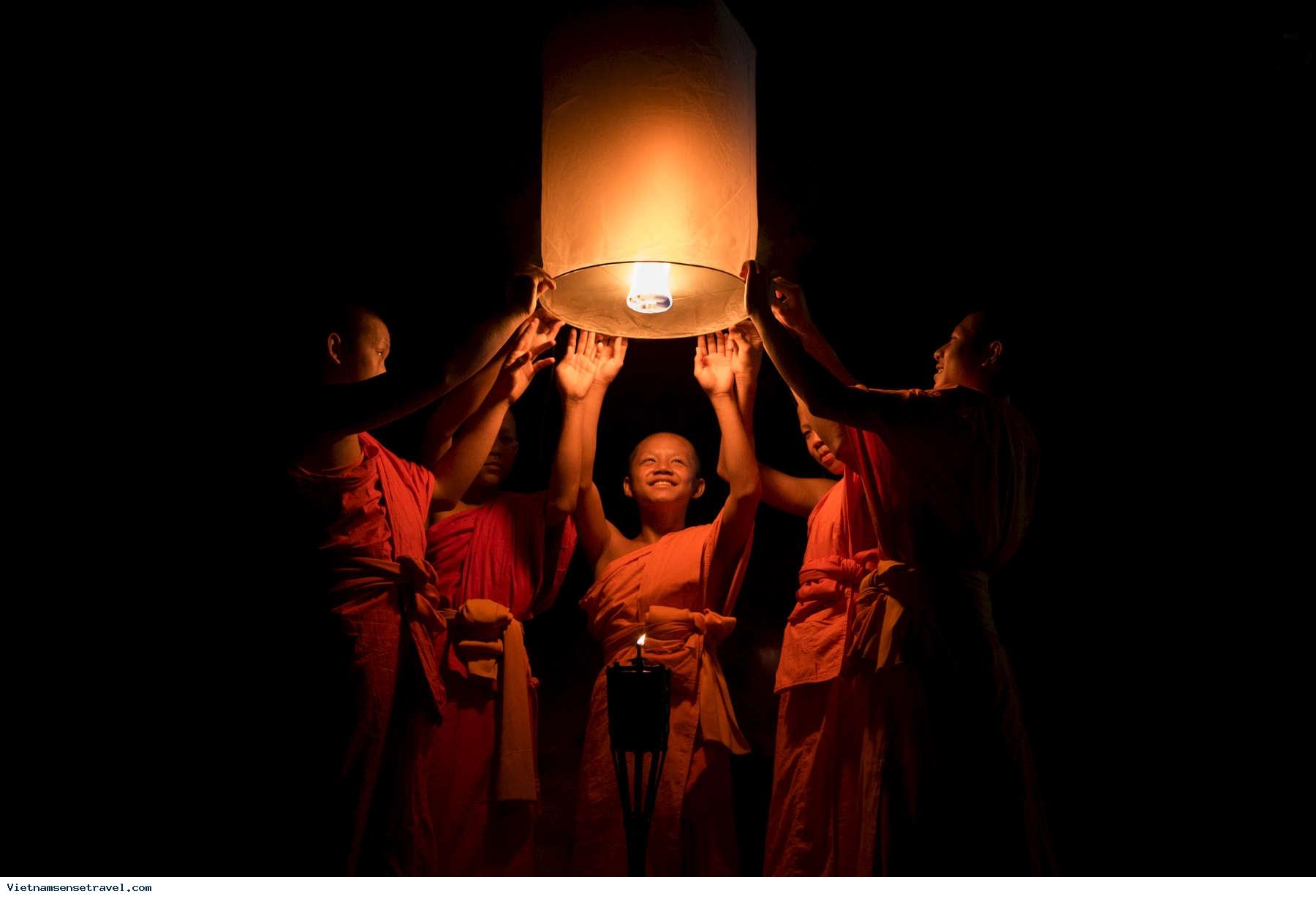 3 days Luang Prabang Highlight, Laos tours, Indochina tours