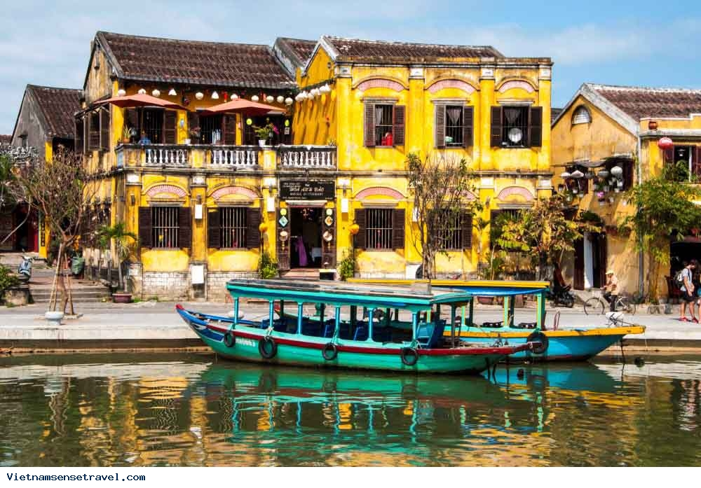 Hoi An Named Top 15 Global City By US Travel Magazine - Ảnh 1
